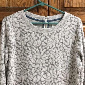NWT Lou & Grey sweater dress size M